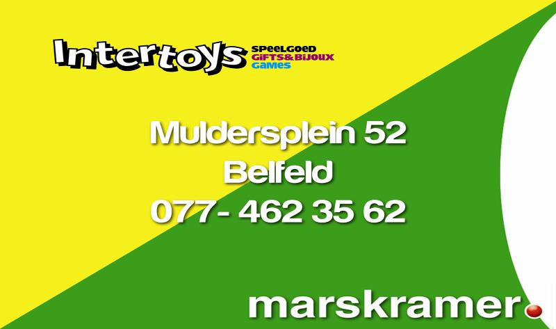 Intertoys / Marskramer